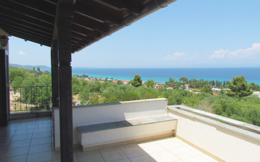 Sea View Villa with Swimming Pool