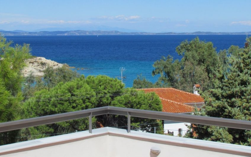 Sithonia Villa by the Sea