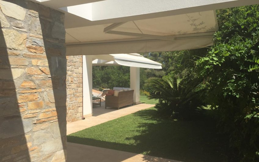 Exclusive Sani Villa with Pool