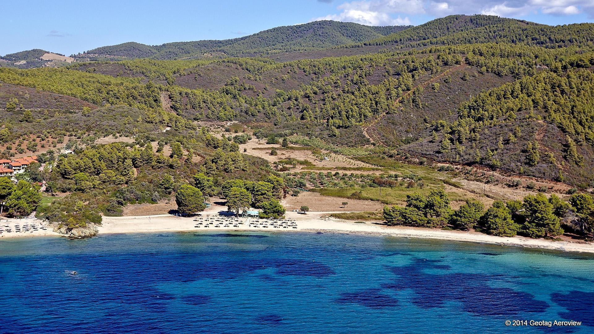 Investment Land Plot in Sithonia