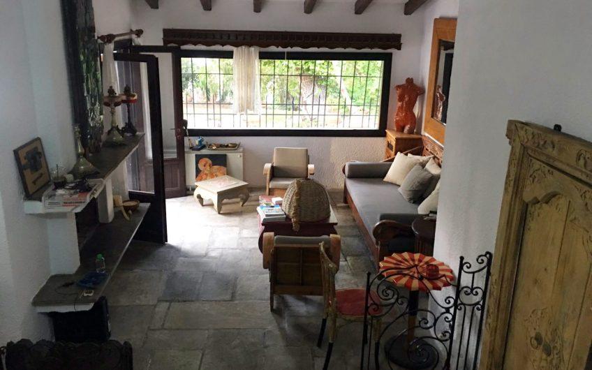 Classic Sani Villa with Character